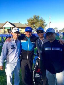 Team Jin Park- PGA Tour Player
