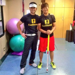 DH Lee-PGA Player (Team iGolfStrong)