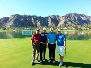 Robert Garrigus, PGA Tour Player (Team iGolfStrong)