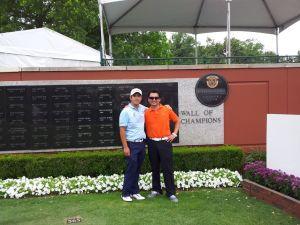 John Huh, PGA Tour Player-Rookie of the Year 2012 (Team iGolfStrong)