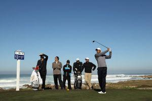 Tiger Woods-PGA Tour Legend, Arjun Atwal-PGA Winner