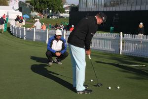 Robert Garrigus, PGA Player (Team iGolfStrong)